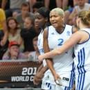 Mondial 3×3 2014 : La France s'arrête en quarts de finale