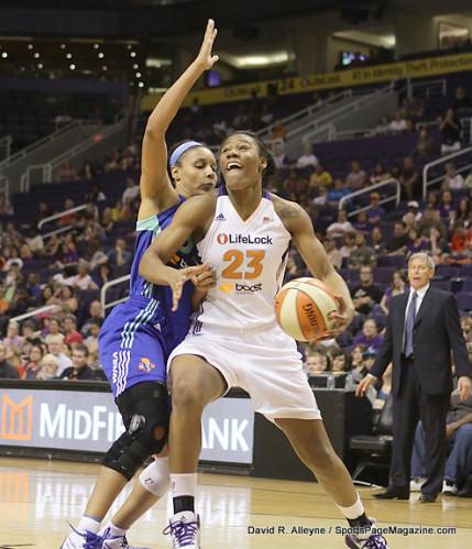 WNBA_2013_Avery WARLEY (Phoenix)_David R. ALLEYNE