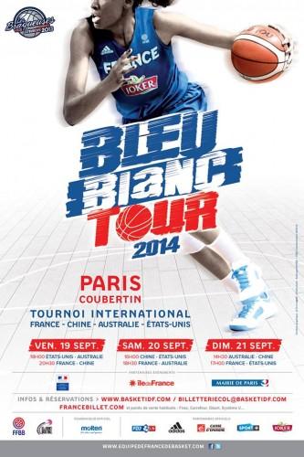Bleu blanc Tour 2014