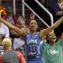 WNBA : Los Angeles sans Candice WIGGINS pour 4 à 6 semaines