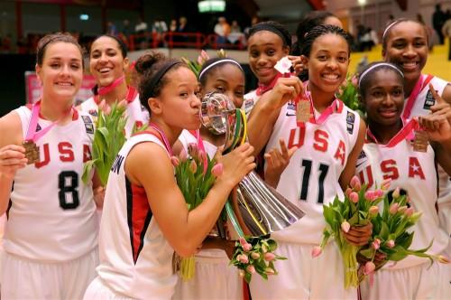 Etats-Unis championne du onde U17 2012_fiba