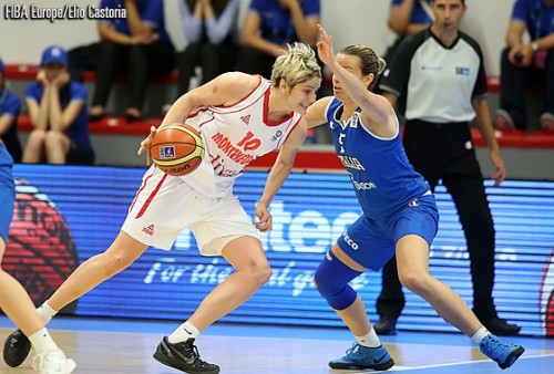 Euro 2013_Jelena DUBLJEVIC (Monténégro)_fibaeurope