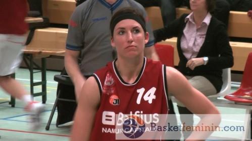 Belgique_2013-2014_Julie WOJTA (Namur)_basketfeminin.com