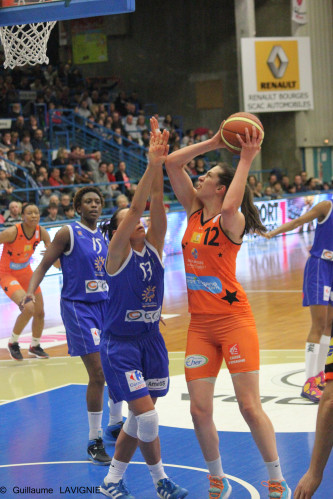 LFB_2013-2014_Marianna TOLO (Bourges)_Guillaume LAVIGNIE