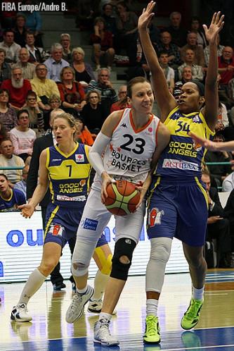 LFB_2013-2014_Stella KALTSIDOU (Bourges)_FIBAEurope