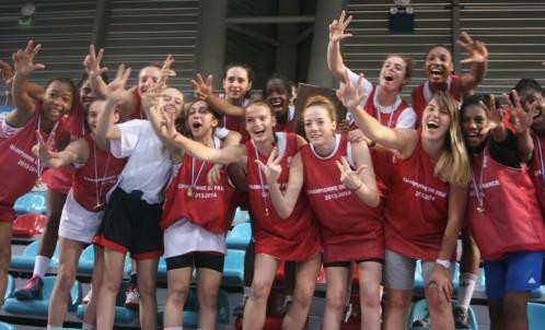 NF2_2013-2014_Lyon champion France espoirs 2014_lyonbasketfeminin.fr