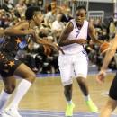 LFB : Marie-Michelle MILAPIE à Basket Landes