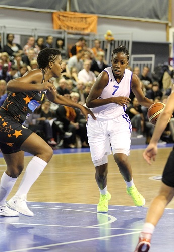 Ligue 2_2013-2014_Marie-Michelle MILAPIE (INSEP)_basketfly.fr