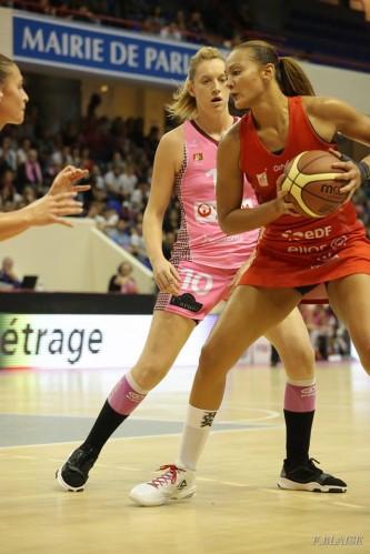 LFB_2013-2014_Mistie BASS (Lyon) vs. Arras_Frederic BLAISE