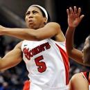 WNBA : Nadirah McKENITH arrive à Minnesota, Lindsey MOORE s'en va
