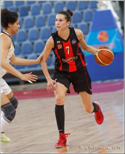 Russie_2013-2014_Evgenia BELYAKOVA (Spartak Moscou)_Youlia FEDOSSEEVA