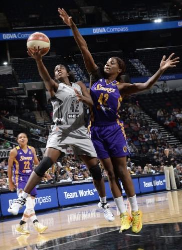 WNBA_2014_Shenise JOHNSON (San Antonio)_wnba