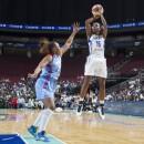 WNBA : Toni YOUNG coupée par New York