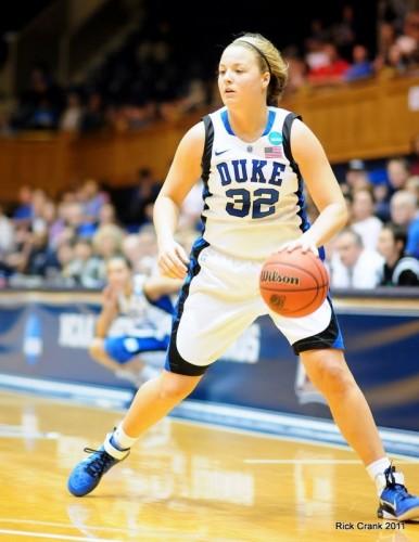 Tricia LISTON (Duke)_Rick CRANK