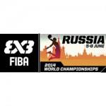 logo Mondial 3x3 2014 carré
