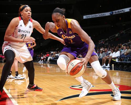 WNBA_2014_Sandrine GRUDA (Los Angeles)_wnba