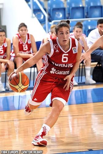 Aysegul GUNAY FIBA Europe