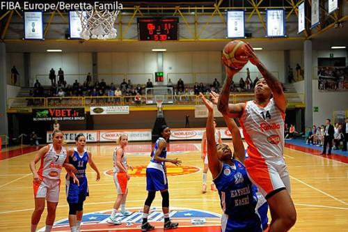 Erlana LARKINS FIBA Europe