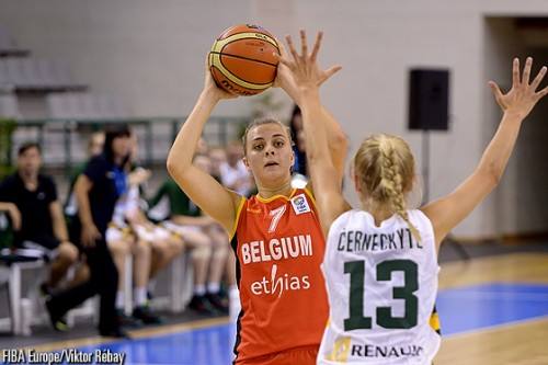 Eva DEVLIEGHER FIBA Europe