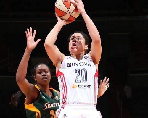 Kara LAWSON WNBA