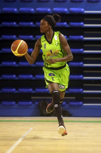Basket: St Amand- Arras