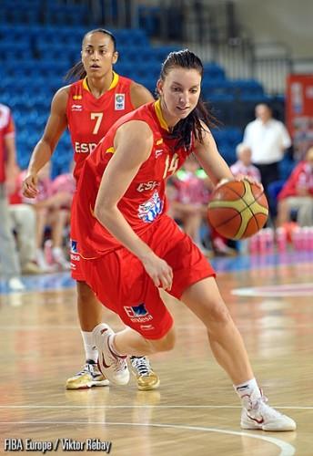 Laura GIL FIBA Europe