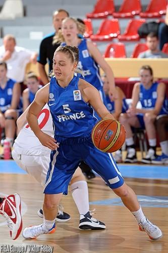 Maryline LIMOUSIN FIBA EUROPE