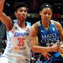 WNBA : Maya MOORE élue MVP de la saison régulière 2014