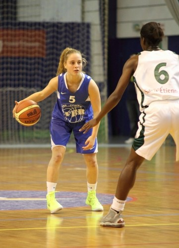 NF1_2013-2014_Marylie LIMOUSIN (INSEP)_basketfly.fr