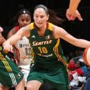 WNBA : Sue BIRD et Ramu TOKASHIKI prolongent à Seattle