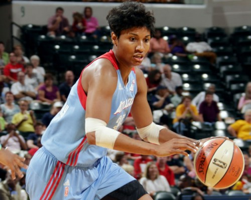 Angel MC COUGHTRY WNBA