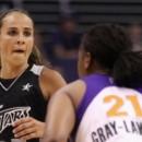 WNBA : Le discours de Becky HAMMON pour son départ en retraite
