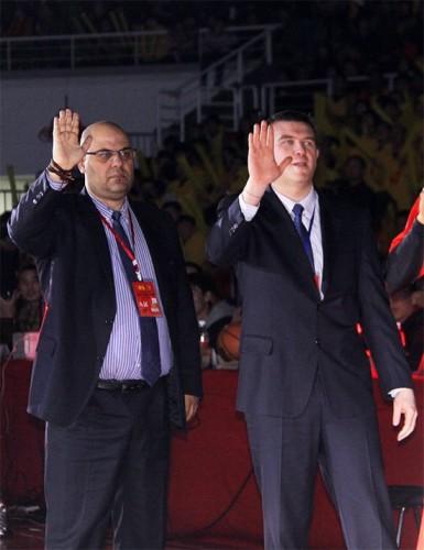Chine_2013-2014_Lucas MONDELO & Cesar RUPEREZ (Shanxi)_regeneracomsports.com