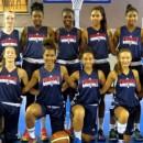 Les 12 Françaises qui vont disputer le Tournoi de l'Amitié dans la catégorie U15