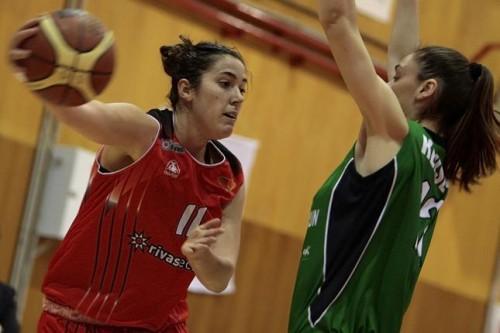 Espagne_2012-2013_Vega GIMENO-MARTINEZ (Rivas-Ecopolis) vs. Irun_feb.es