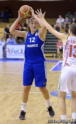 EuroU16_Alexia CHARTEREAU (France)