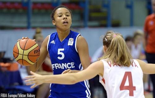 EuroU16_Tima POUYE (France)