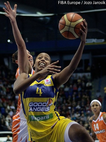 Farhiya ABDI FIBA Europe