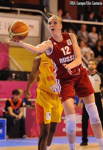 Irina OSIPOVA FIBA Europe