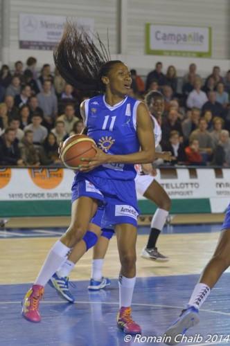 LFB_2013-2014_Géraldine ROBERT (Montpellier)_Romain CHAIB