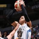 WNBA PLAY OFFS 2014 : Minnesota et Indiana maîtresses chez elles.