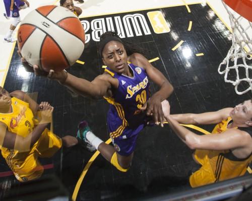 Nneka OGWUMIKE WNBA