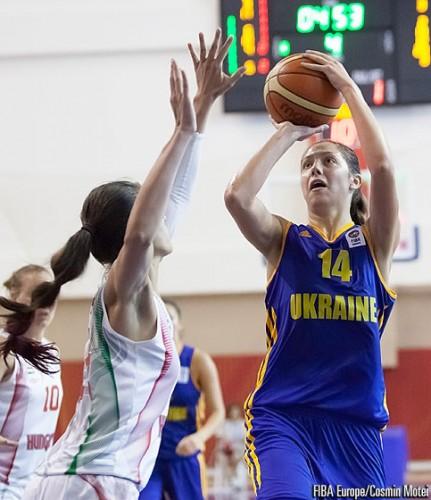 Oleksandra CHEK FIBA Europe