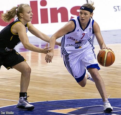 Rachael VADERWAL FIBA EUROPE