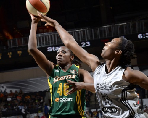 Sekinna STRICKLEN WNBA