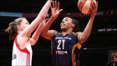WNBA 2013_Jasmine HASSELL (Indiana)_lebanondemocrat.com