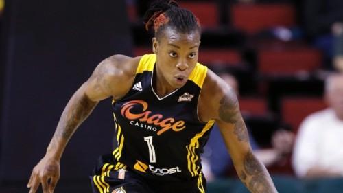 WNBA_2013_Riquna WILLIAMS (Tulsa)_Elaine THOMPSON