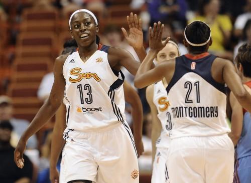 Renee Montgomery, Chiney Ogwumike