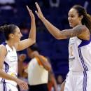 WNBA : Diana TAURASI prolonge pour plusieurs saisons à Phoenix