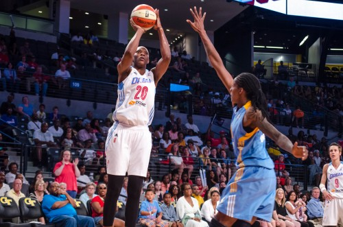WNBA_2014_Sancho LYTTLE (Atlanta)_thepeachreview.com